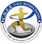 chek golf biomechanic logo
